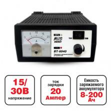 AVS BT-6040 (20A) 12/24V